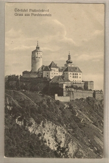 Forchtenstein Schlos