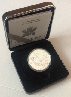 Kanada - 1 Dollar 1997,  Proof