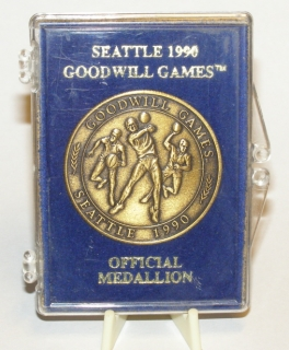Seattle 1990, Goodwill Games, Hádzaná