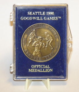 Seattle 1990, Goodwill Games, Karate