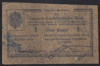 1 Rupie - Germany